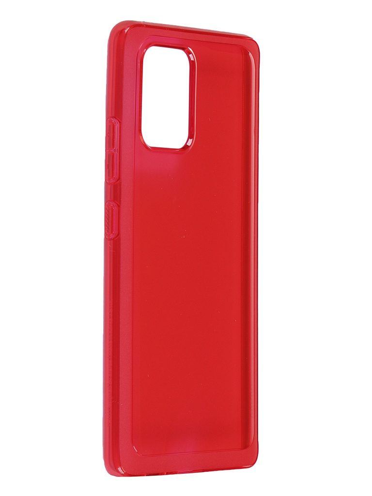 Чехол Araree для Samsung Galaxy S10 Lite S Cover Red GP-FPG770KDARR