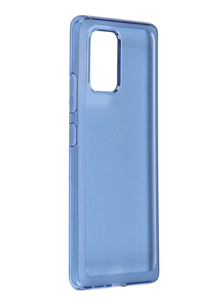 Чехол Araree для Samsung Galaxy S10 Lite S Cover Blue GP-FPG770KDALR чехол araree для samsung galaxy note 10 lite n cover black gp fpn770kdabr