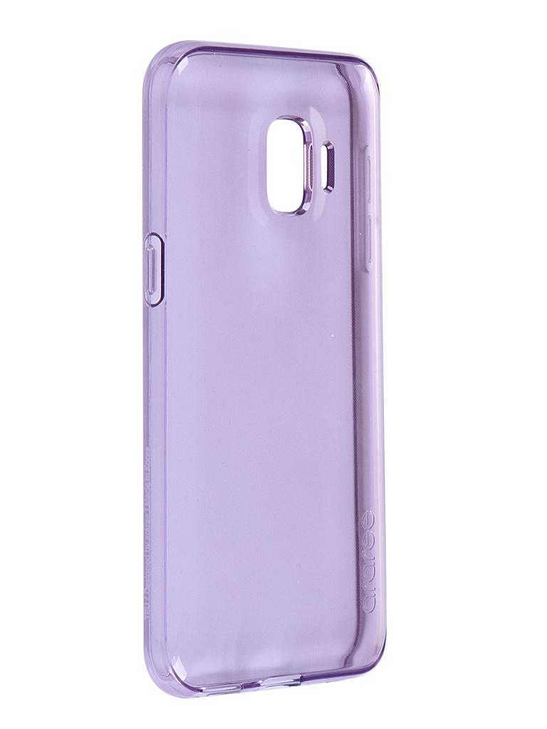 Чехол Araree для Samsung Galaxy J2 Core J260 BackCover Purple GP-J260KDCPAID