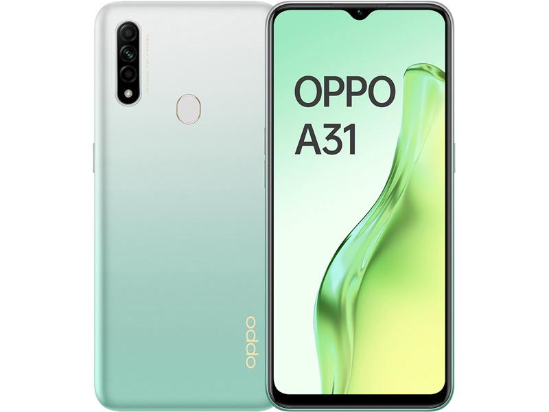 Сотовый телефон OPPO A31 4/64GB White сотовый