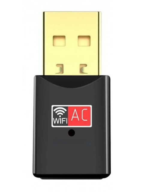 Wi-Fi адаптер KS-is USB Dual Band 802.11AC KS-407