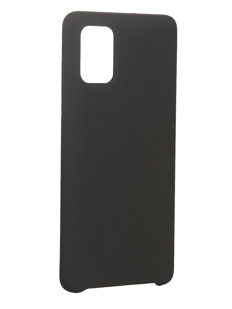 Чехол Araree для Samsung Galaxy A71 A715 TyposkinCover Black GP-FPA715KDBBR чехол araree для samsung galaxy note 10 lite n cover black gp fpn770kdabr