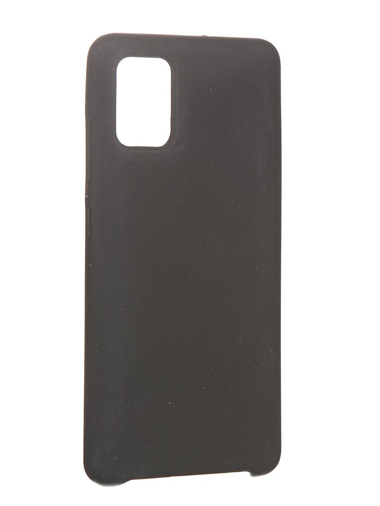Чехол Araree для Samsung Galaxy A51 A515 Typoskin Black GP-FPA515KDBBR