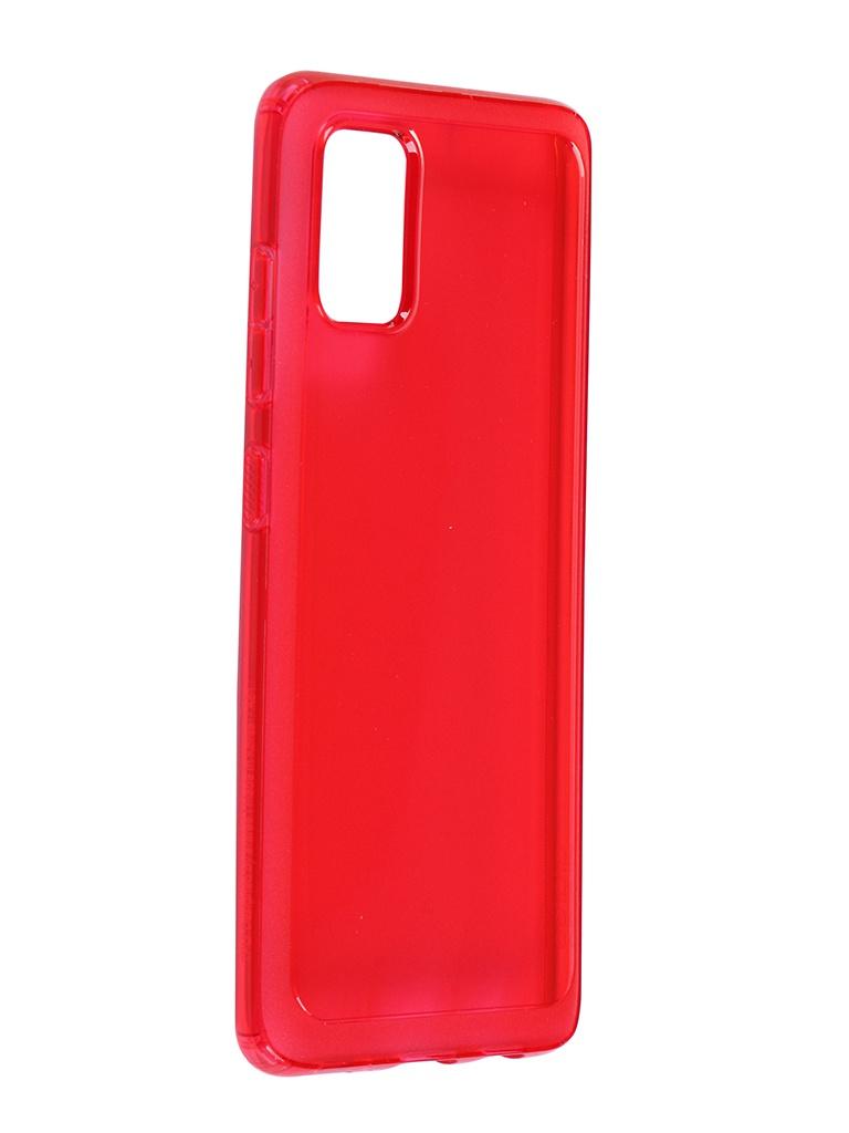 Чехол Araree для Samsung Galaxy A51 A515 BackCover Red GP-FPA515KDARR