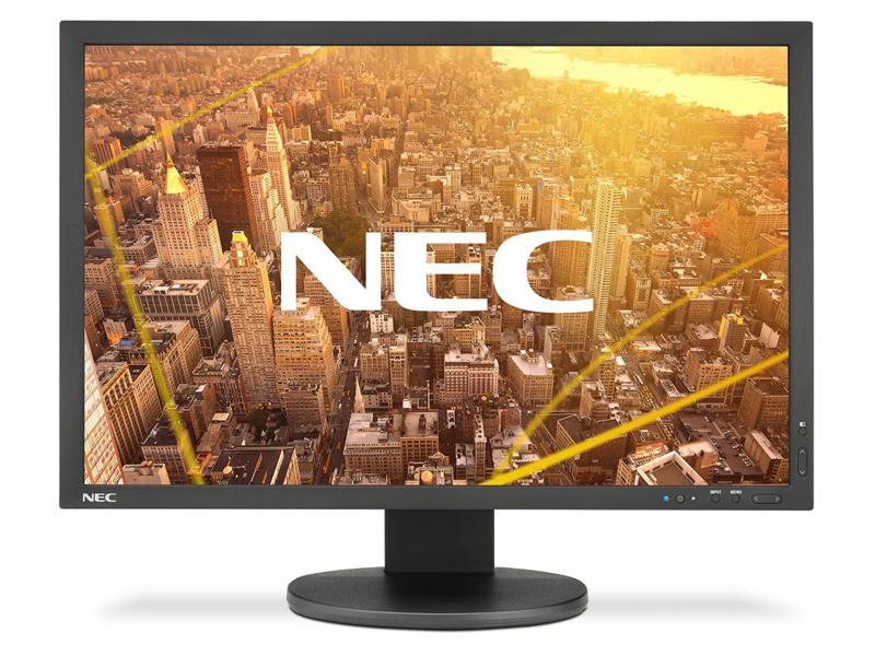 цена на Монитор NEC MultiSync PA243W-BK Black