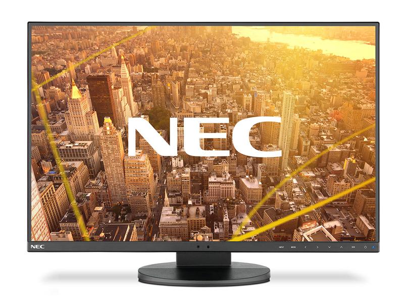 Монитор NEC MultiSync EA231WU Black