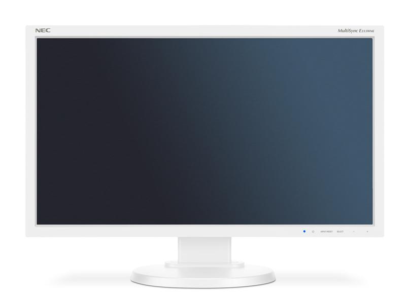 Монитор NEC MultiSync E233WMi White монитор nec multisync e241n white
