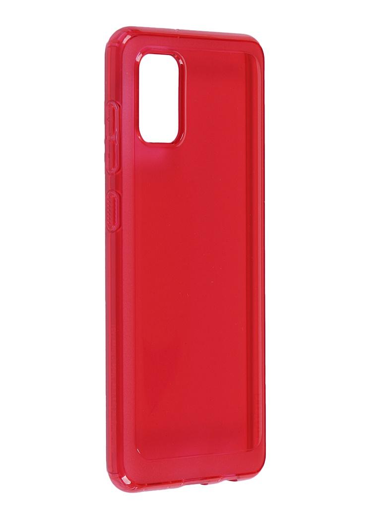 Чехол Araree для Samsung Galaxy A31 A315 BackCover Red GP-FPA315KDARR