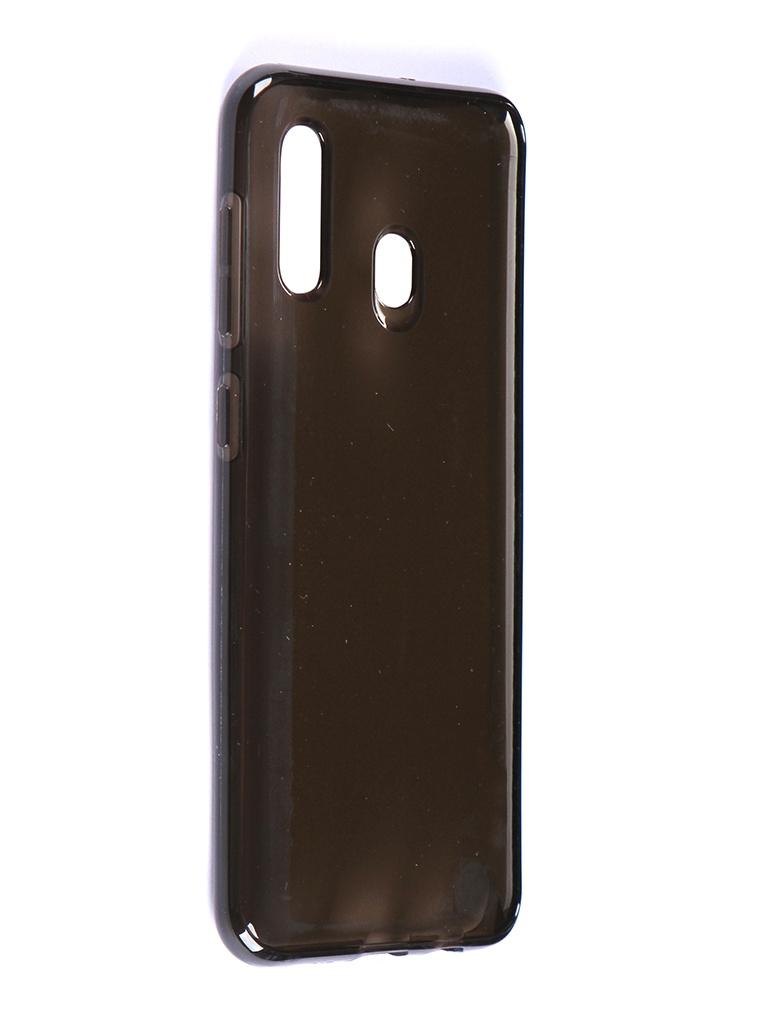 Чехол Araree для Samsung Galaxy A30 A305 BackCover Black GP-FPA305KDABR