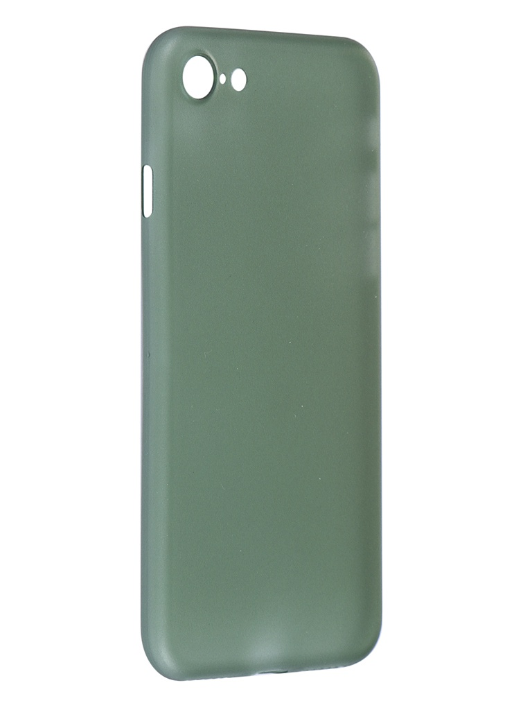 Чехол iBox для APPLE iPhone SE (2020) / 8 UltraSlim Dark Green УТ000020912