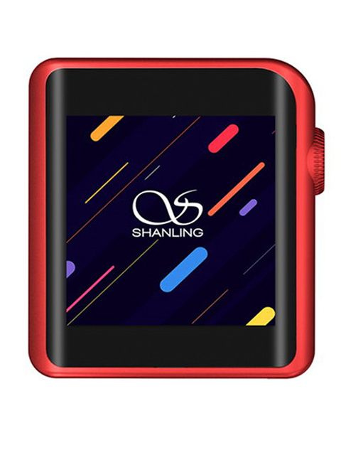 Плеер Shanling M0 Red Limited