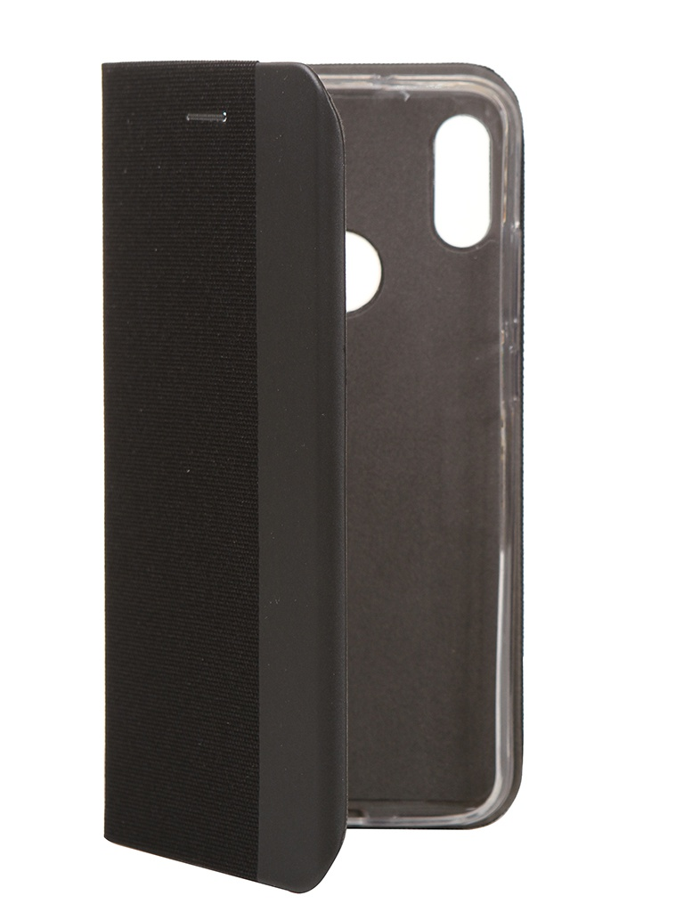 Чехол Fono для Honor 8A Folio Case Black 17328B