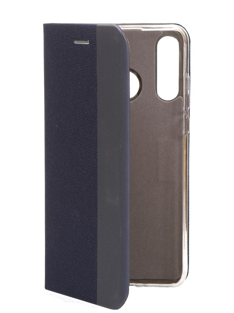 Чехол Fono для Huawei P30 Lite Folio Case Blue 10447BL