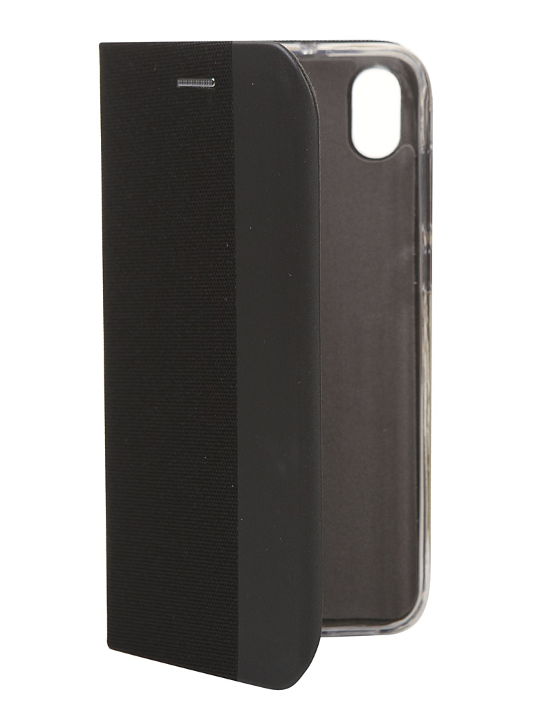 Чехол Fono для Huawei Y5 2019 / 8S Folio Case Black 05640