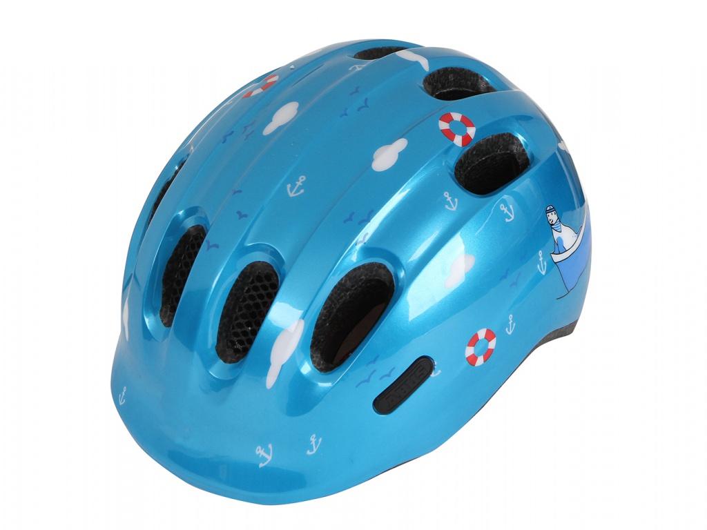 Шлем Abus Smiley 2.0 M (50-55) Turquoise Sea
