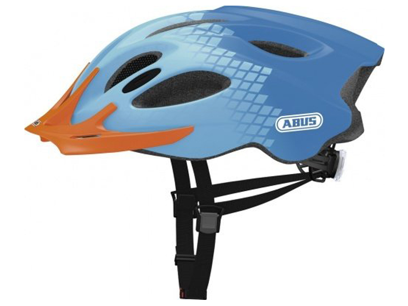 Шлем Abus Aduro M (52-58) Light Blue замок abus kids 1950 120 light blue