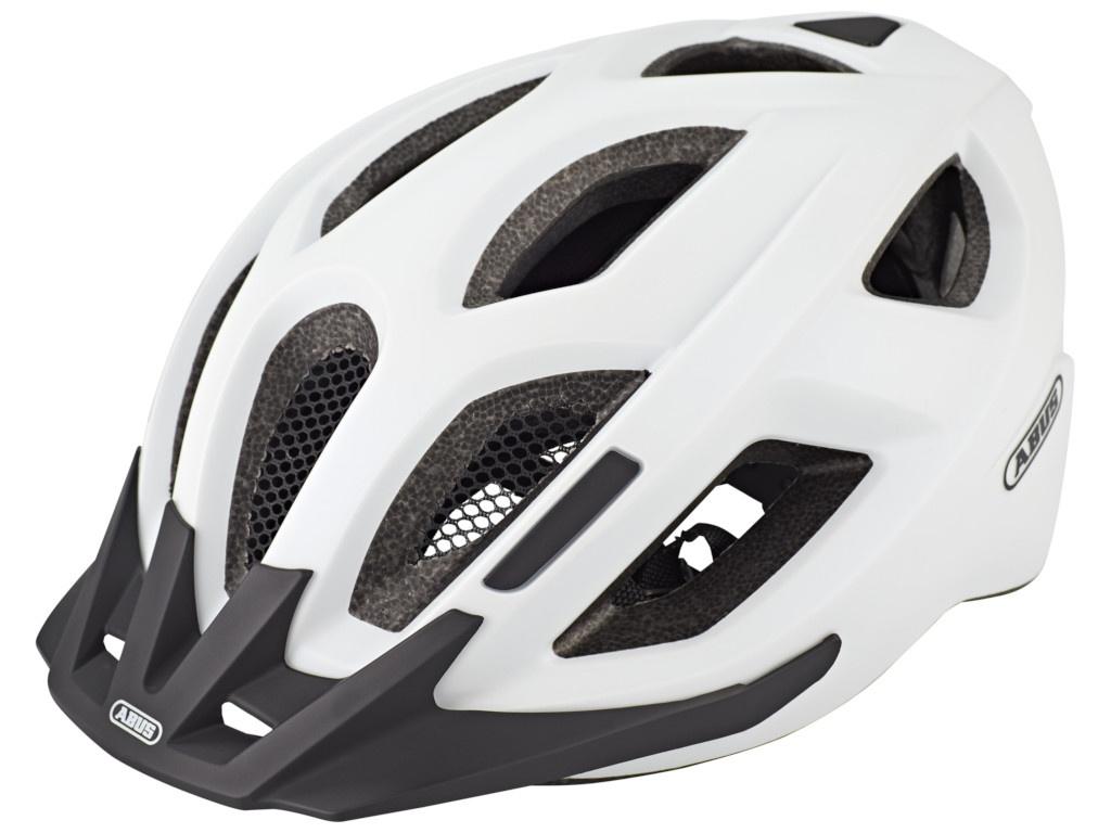 Шлем Abus Aduro 2.1 L (58-62) Polar White