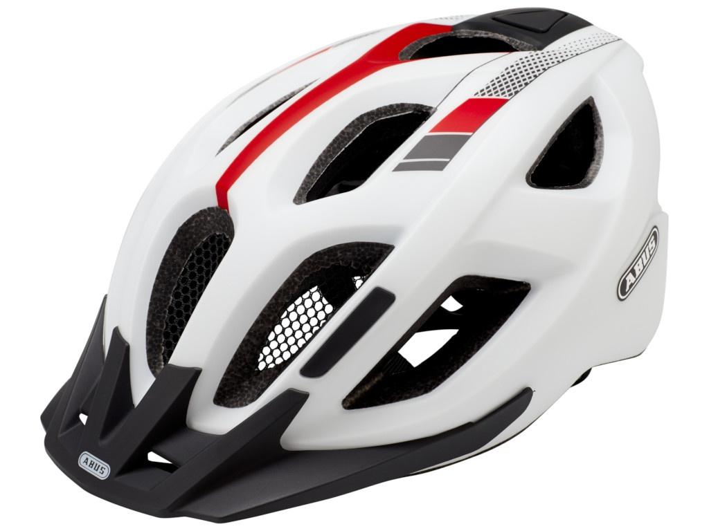 Шлем Abus Aduro 2.0 M (52-58) White