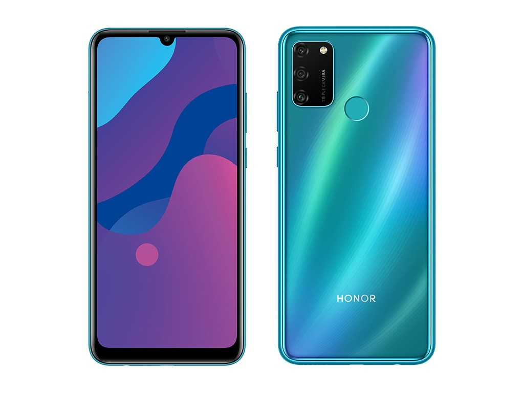 цена на Сотовый телефон Honor 9A 3/64Gb Phantom Blue