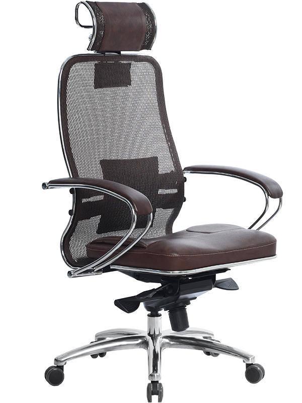 Компьютерное кресло Метта Samurai SL-2.03 Dark Brown