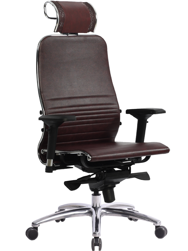 Компьютерное кресло Метта Samurai K-3.03 Dark Bordo