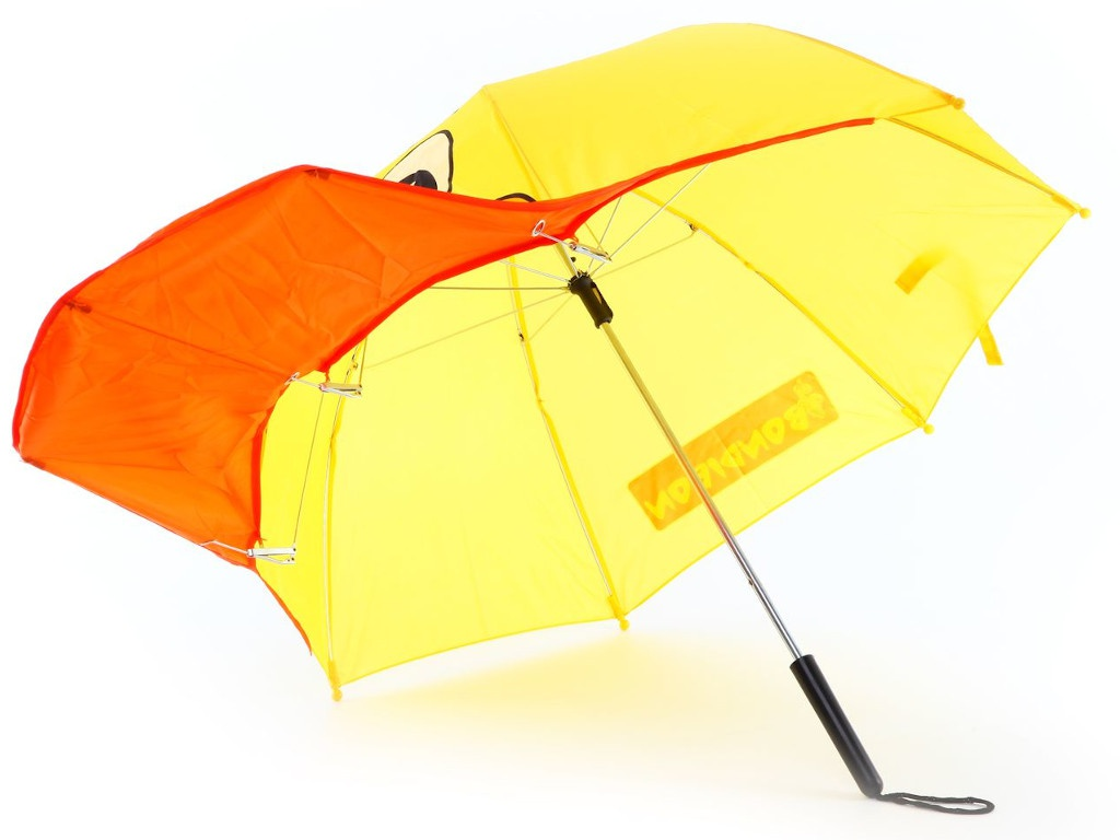 Зонт Bondibon Утка с клювом ВВ0409