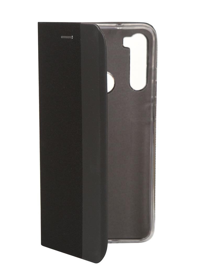 Чехол Fono для Xiaomi Redmi Note 8T Folio Case Black 2458