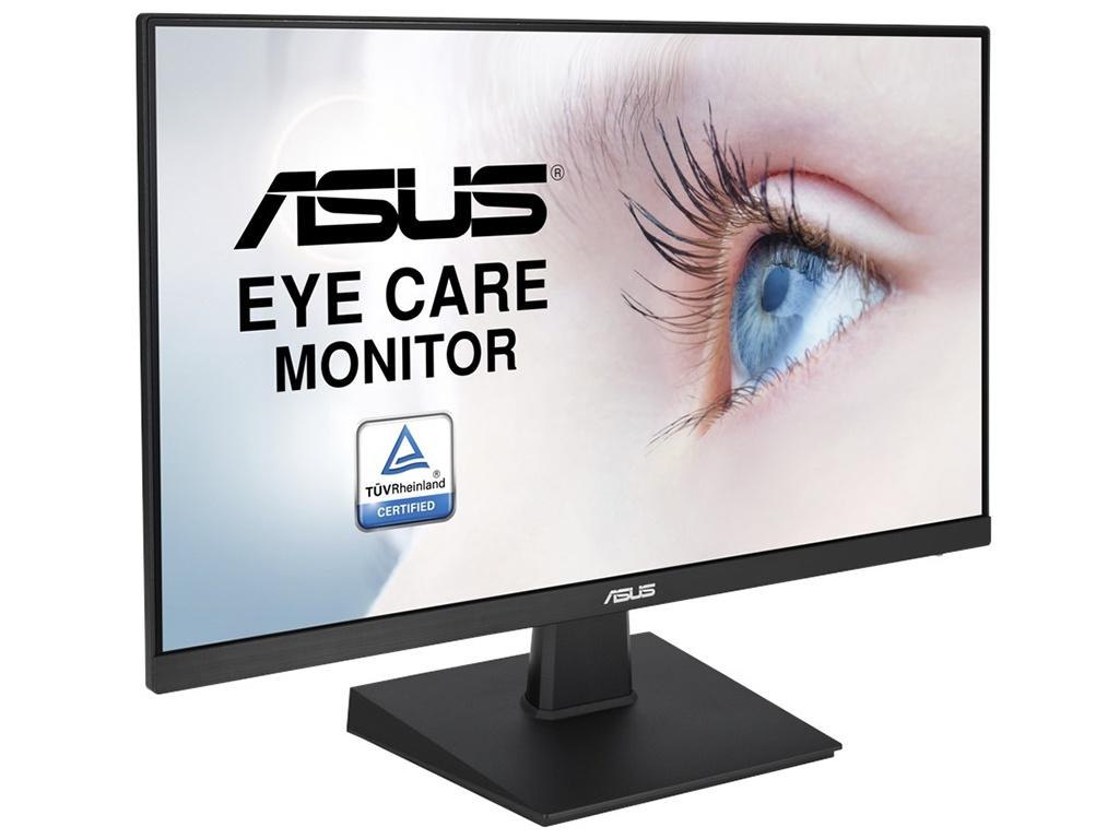 Монитор ASUS VA24EHE 90LM0560-B01170 монитор asus 31 5 vg32vq 90lm04i0 b01170 black
