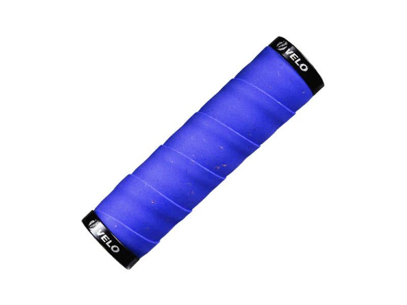 Грипсы Velo VLG-852 130mm Blue