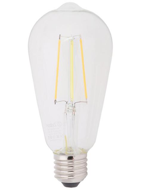 Лампочка Zetton LED Smart Wi-Fi Bulb ST64 E27 6W 2200-6500K ZTSHLBWCWE272RU