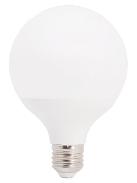 Лампочка Zetton LED RGBCW Smart Wi-Fi Bulb G95 E27 15W ZTSHLBRGBCWE272RU