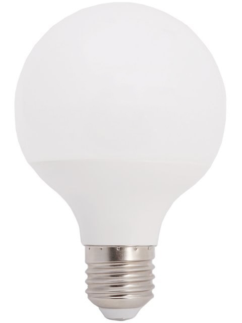Лампочка Zetton LED RGBCW Smart Wi-Fi Bulb G80 E27 10W ZTSHLBRGBCWE271RU