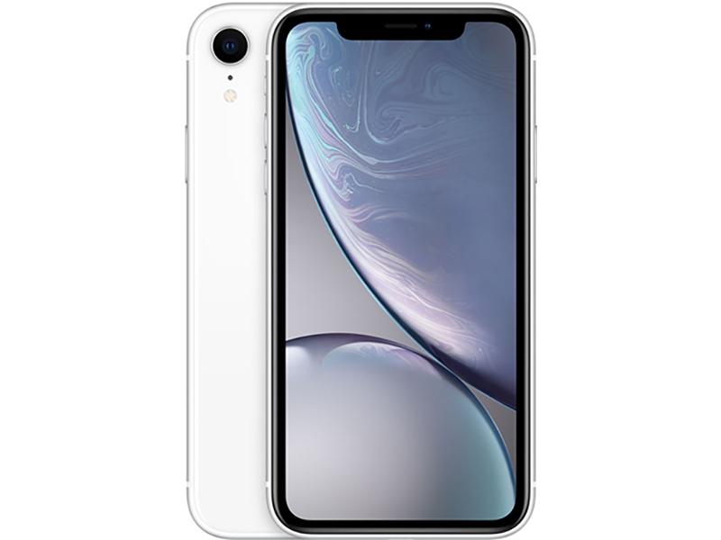 Сотовый телефон APPLE iPhone XR - 64Gb White MRY52RU/A Мега Выгодный набор + серт. 200Р!!!