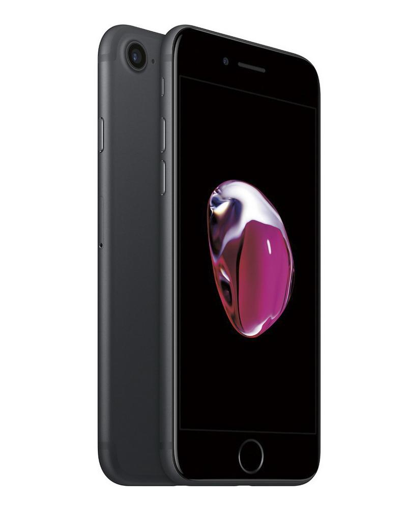Сотовый телефон APPLE iPhone 7 - 128Gb Black MN922RU/A Мега Выгодный набор + серт. 200Р!!!