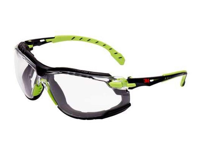 Очки защитные 3M Solus 1000 S1201SGAFKT-EU 7100078881