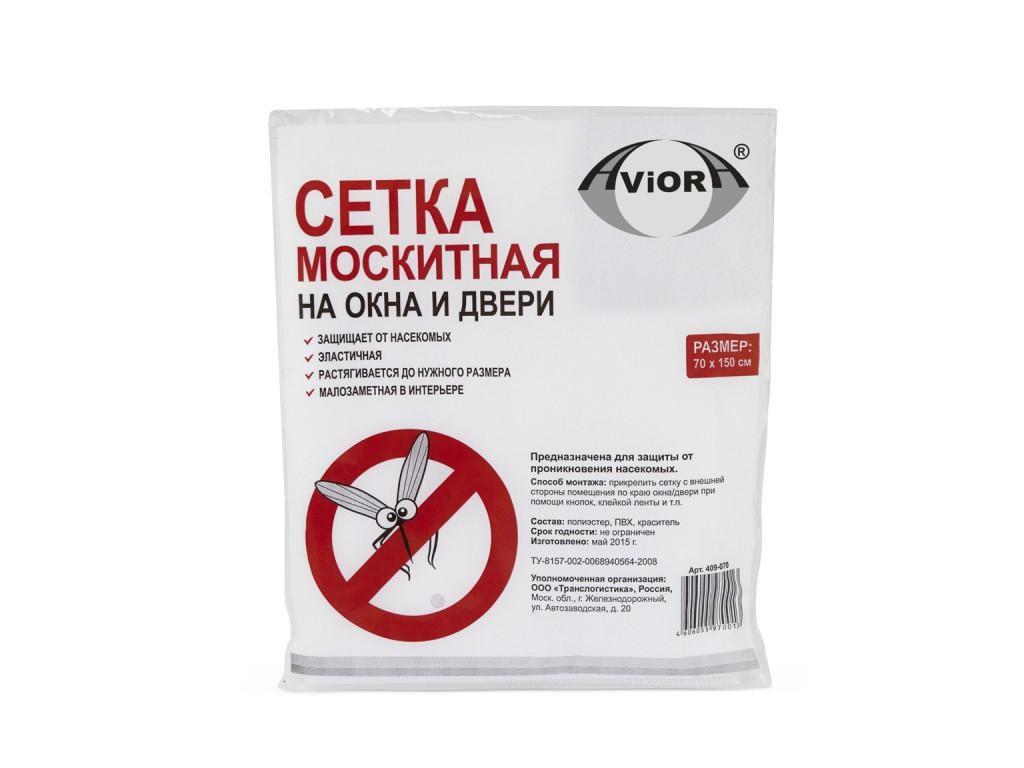 Средство защиты из сетки Aviora 150x70cm 409-070