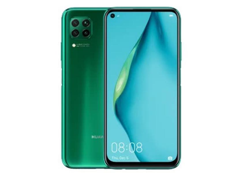 Сотовый телефон Huawei P40 Lite 6/128Gb Crush Green Выгодный набор для Selfie + серт. 200Р!!!