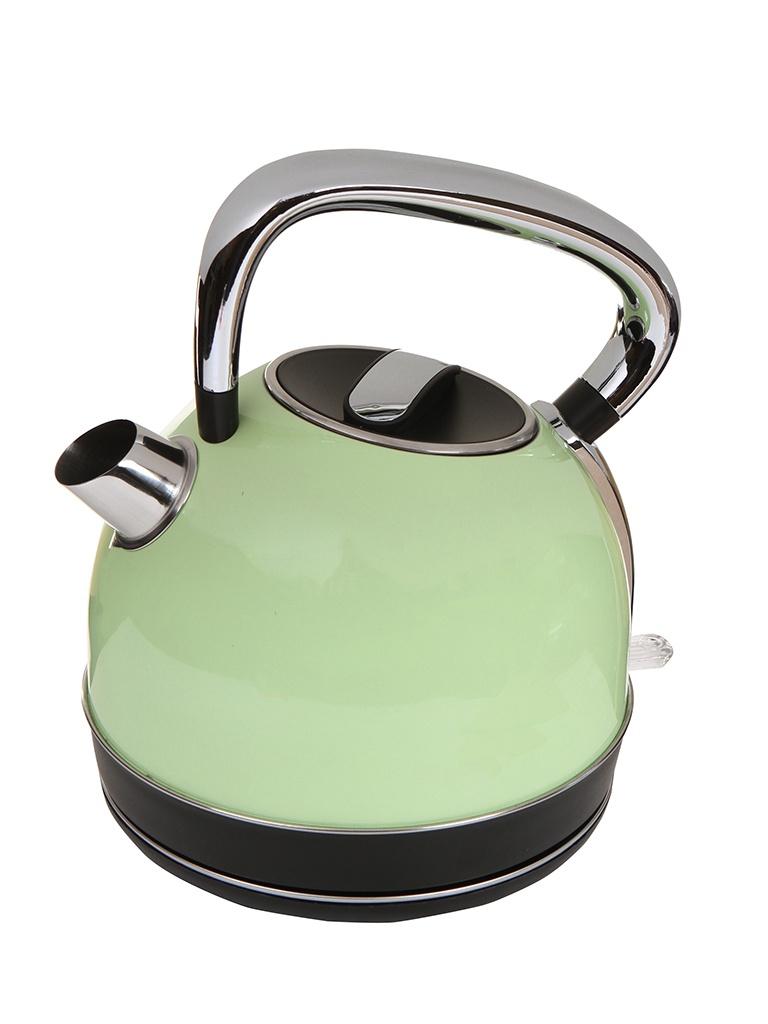 Чайник Kitfort KT-696-3 1.7L Green