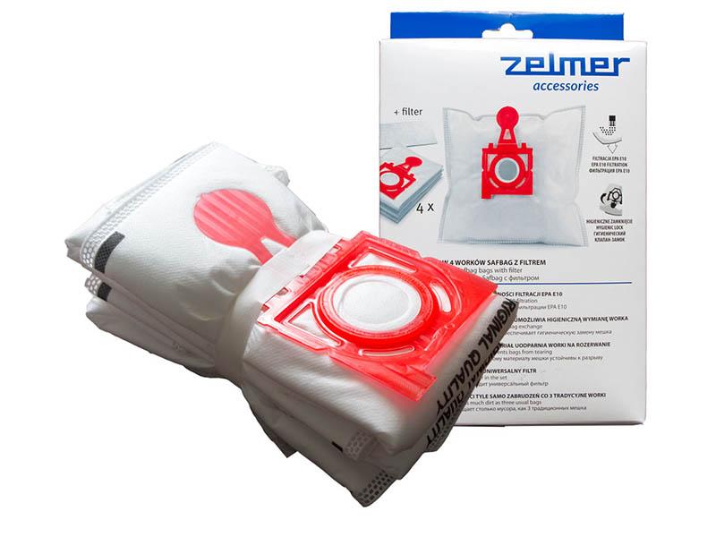 цена на Мешки пылесборные Zelmer ZVCA300B 12006468