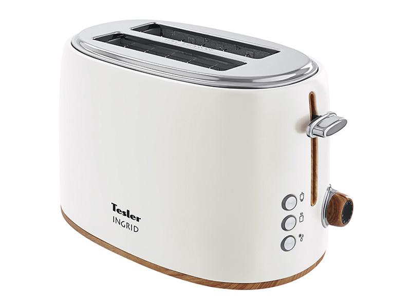 Тостер Tesler TT-240 White