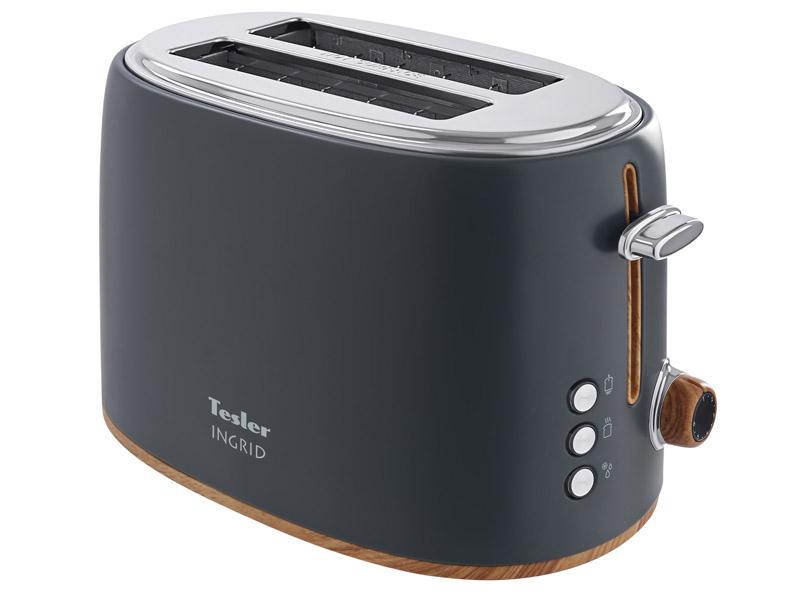 Тостер Tesler TT-240 Grey