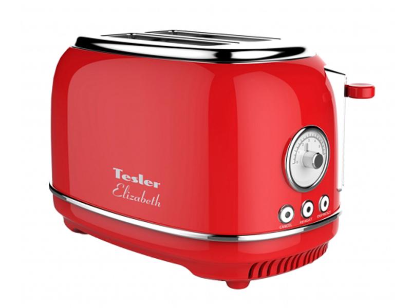 Тостер Tesler TT-245 Red