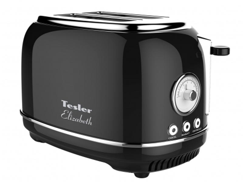 Тостер Tesler TT-245 Black