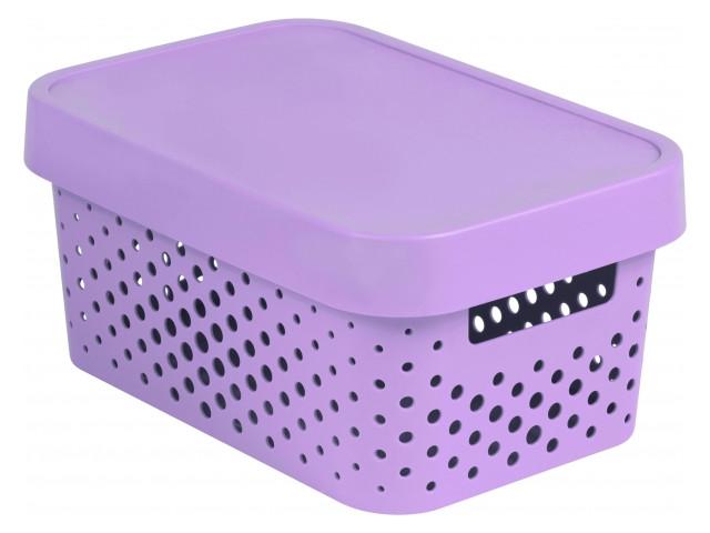 Коробка Curver Infinity 4.5L Pink 04760-X51-00