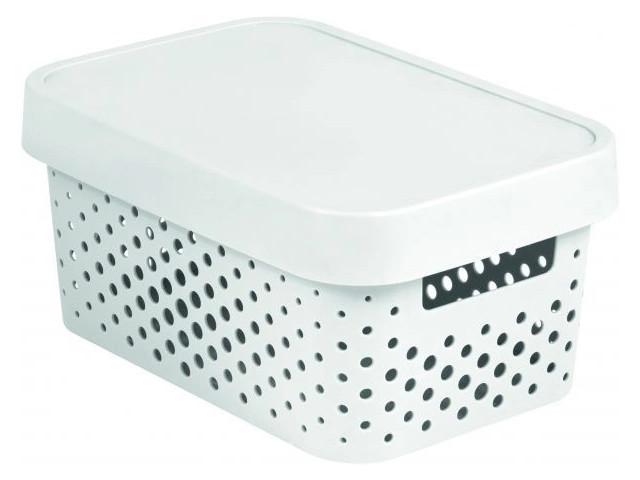 Коробка Curver Infinity 4.5L White 04760-N23-00