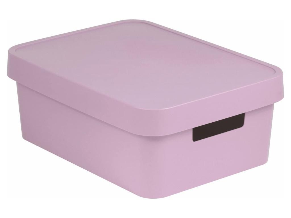 Коробка Curver Infinity 11L Pink 04752-X51-00