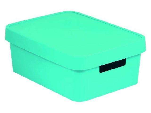 Коробка Curver Infinity 11L Azure 04752-X34-00