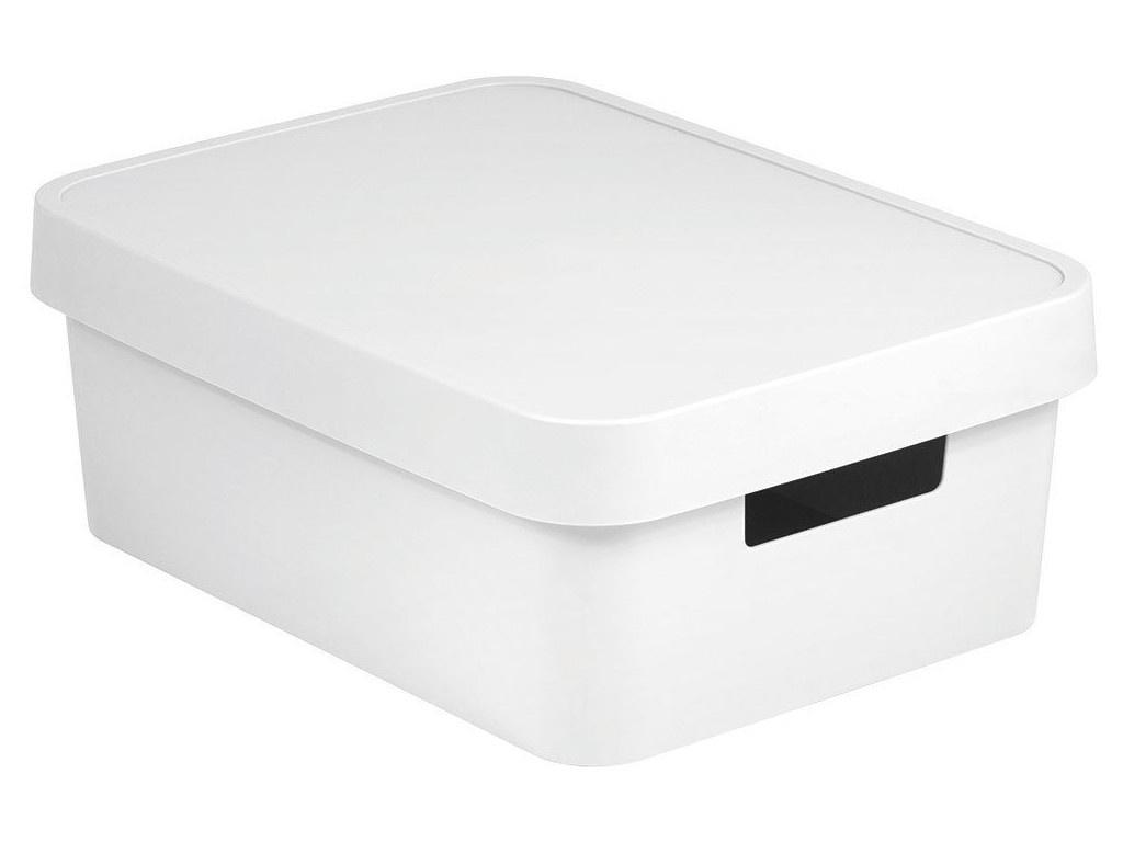 Коробка Curver Infinity 11L White 04752-N23-00