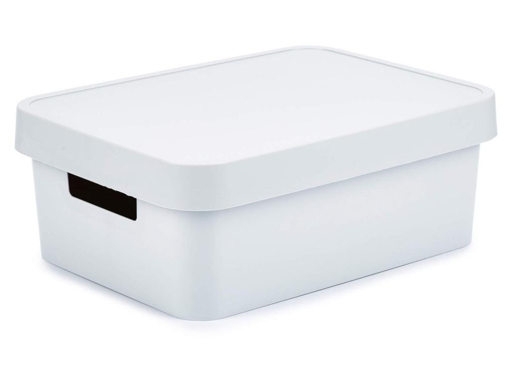 Коробка Curver Infinity 11L Grey 04752-099-00