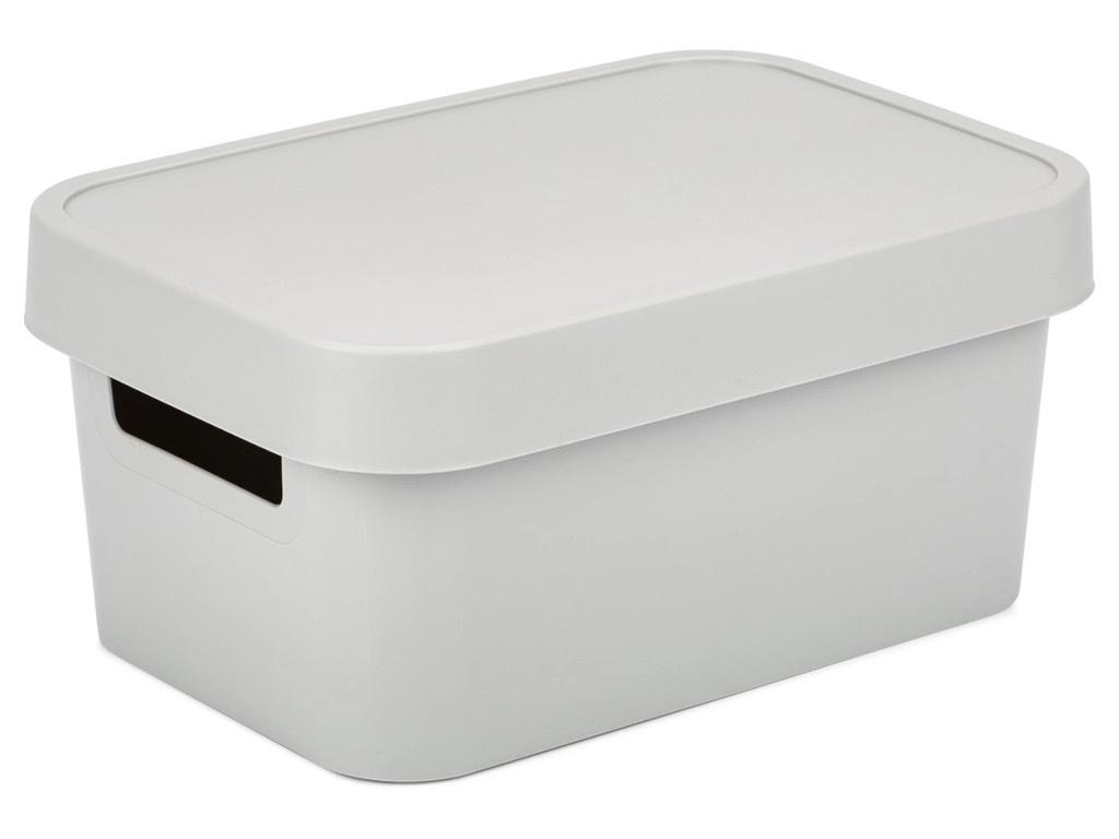 Коробка Curver Infinity 4.5L Grey 04746-099-00